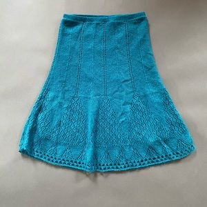 Knit skirt Urban Outfitters kimchi & blue